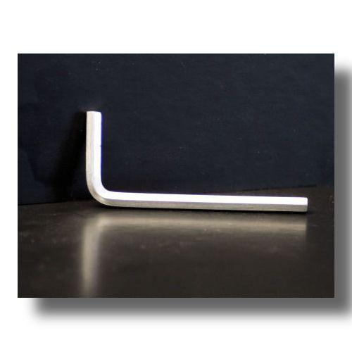 25 Inbus Schlüssel - SW 4 mm