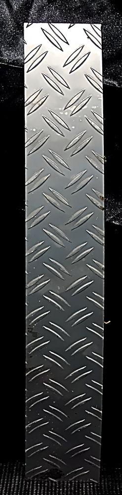 Duett Aluminium Raupenblech
