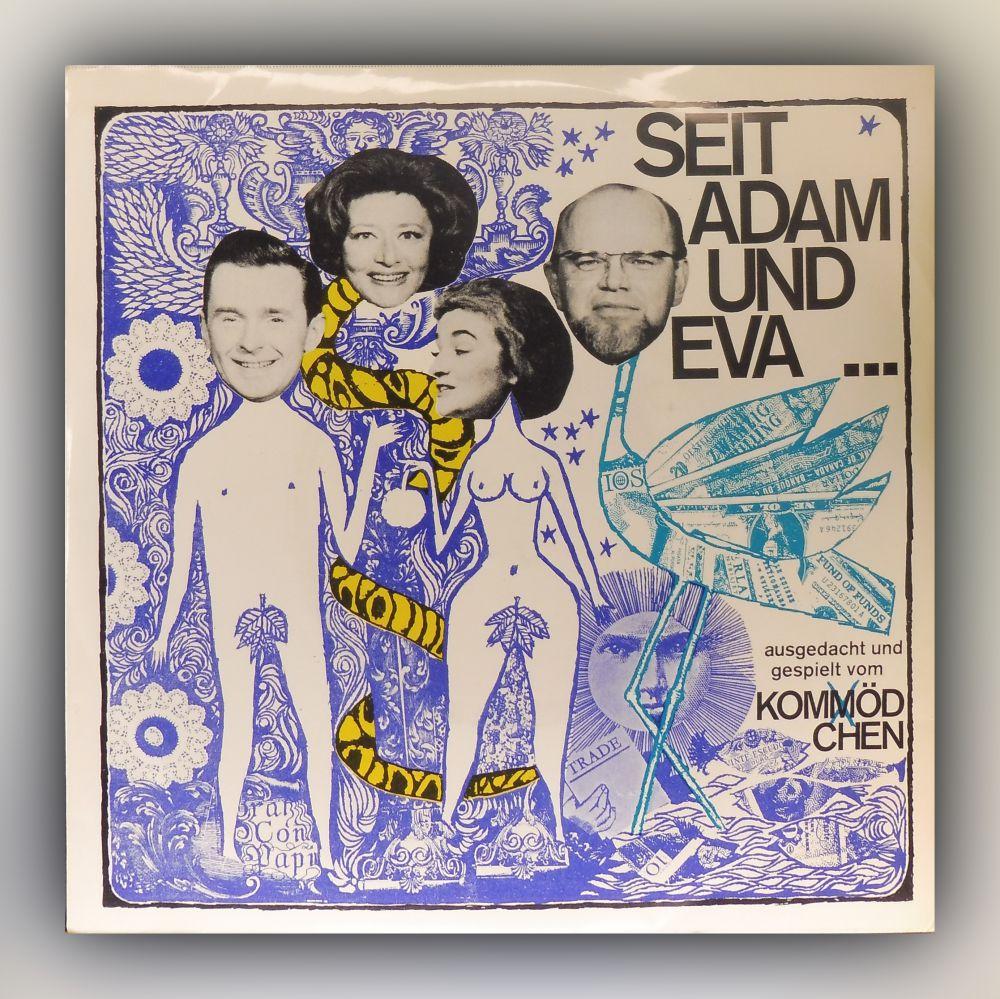 Das Kom(m)ödchen - Seit Adam uns Eva ... Das Geheimnis des Marabus - Vinyl