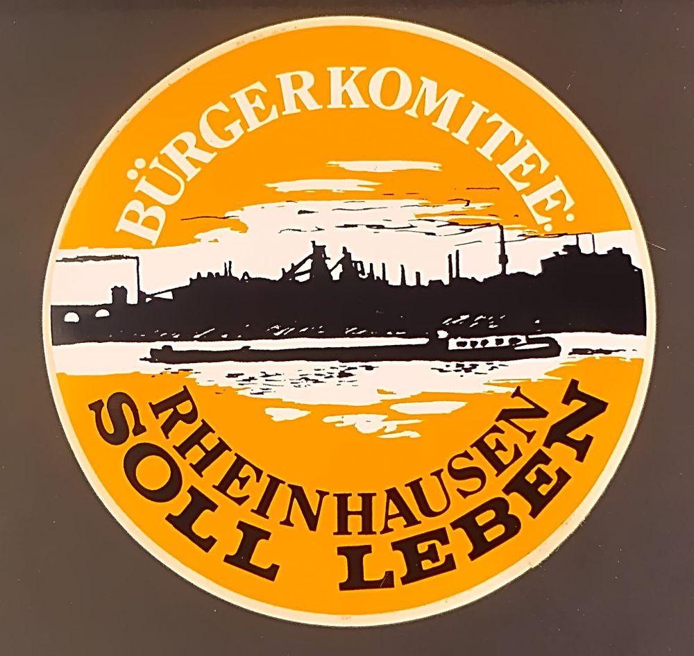 Bürgerkomitee: Rheinhausen soll leben