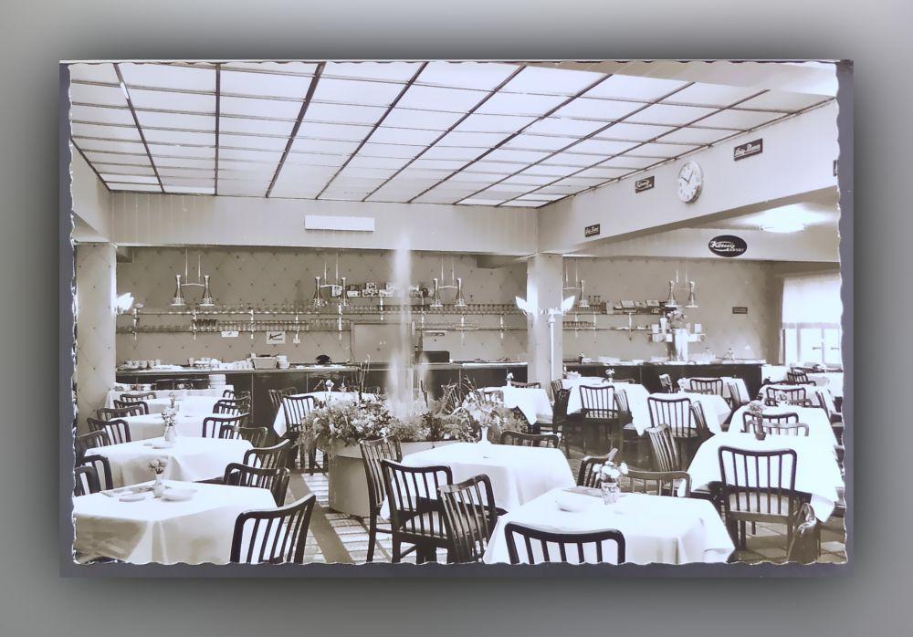 Dachgarten-Restaurant Priel - Postkarte