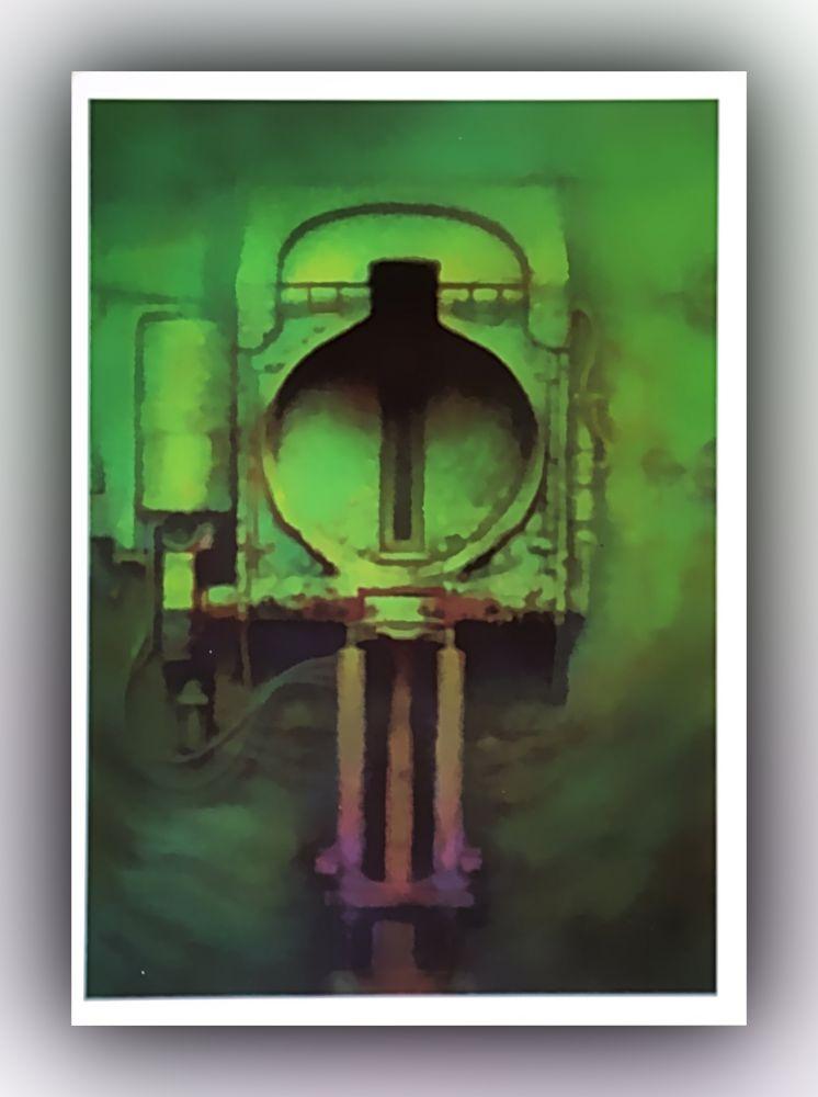 H. R. Giger - No. 184, Passage XXIV - Postkarte