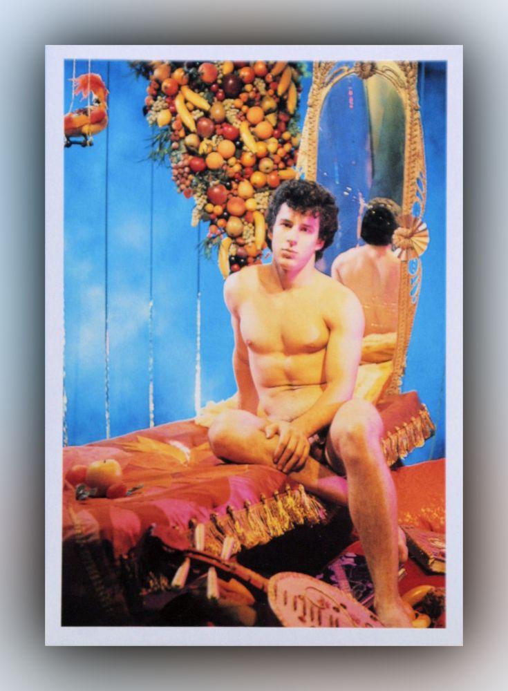 James Bidgood - From Gilded Cage - Postkarte