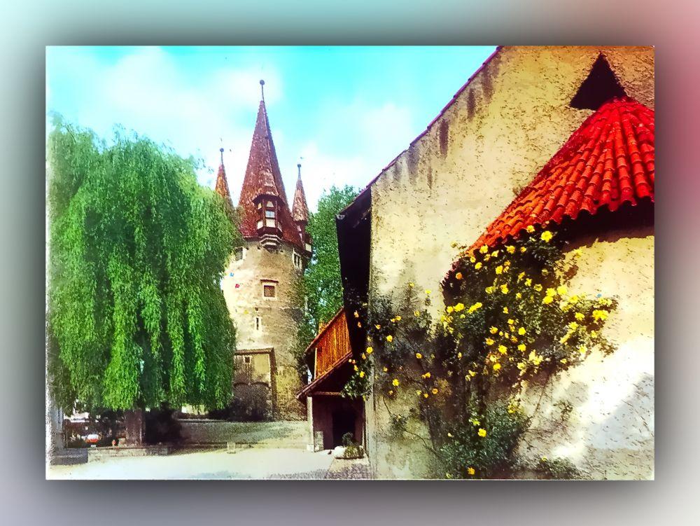8990 Lindau im Bodensee - Diebsturm