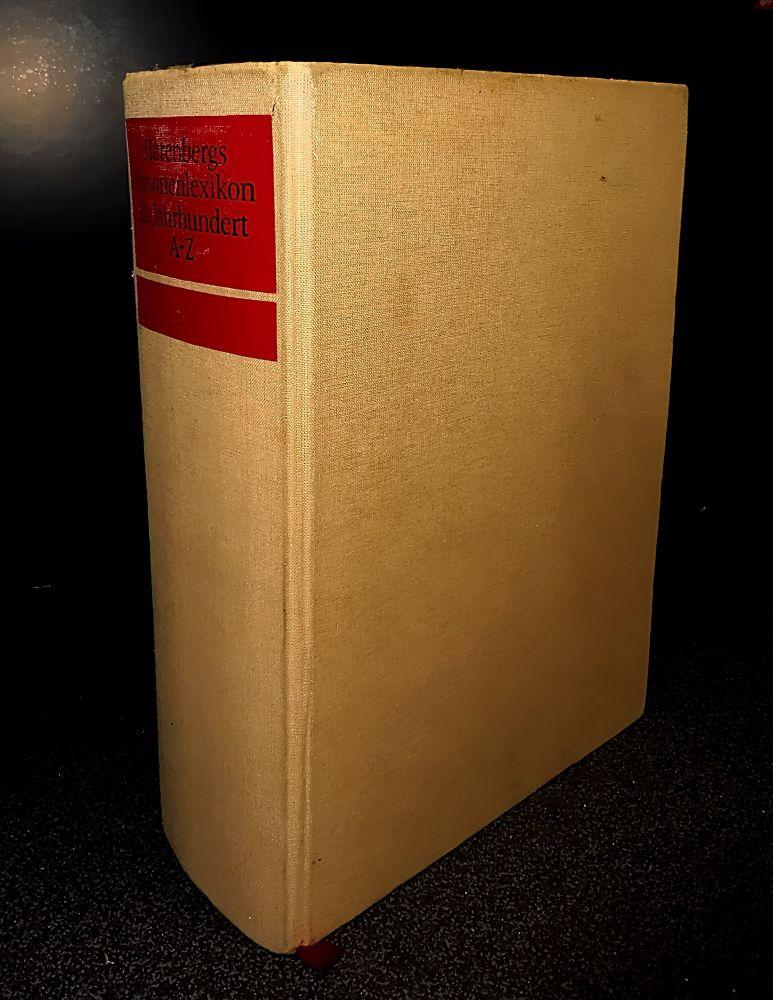 Harenbergs Personenlexikon 20. Jahrhundert - Daten und Leistungen - Buch