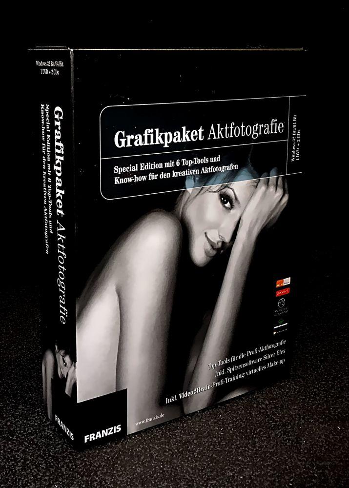 Grafikpaket Aktfotografie - CD