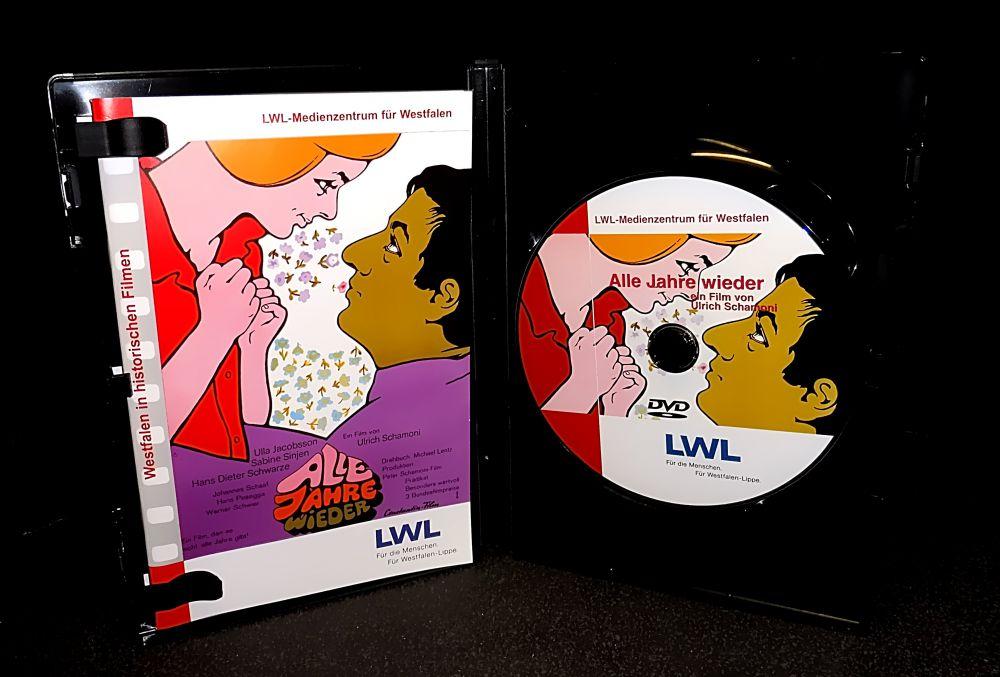 Alle Jahre wieder (Sabine Sinjen Ulrich Schamoni) - DVD