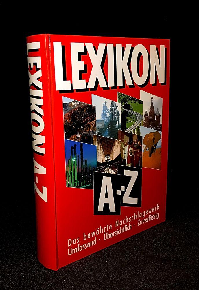 Lexikon A-Z - Buch