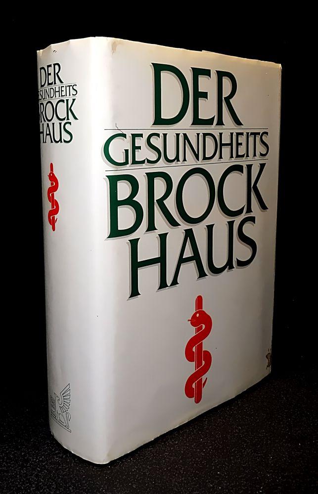Der Gesundheits-Brockhaus - Buch