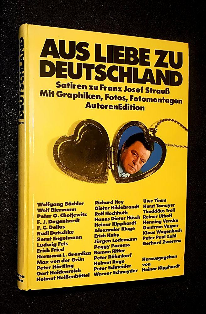 Various Artists - Aus Liebe zu Deutschland - Buch