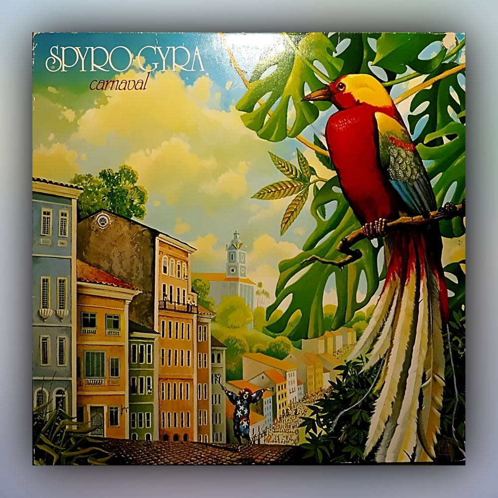 Spyro Gyra - Carnaval - Vinyl