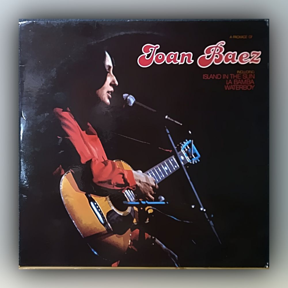 Joan Baez - A Package Of Joan Baez - Vinyl