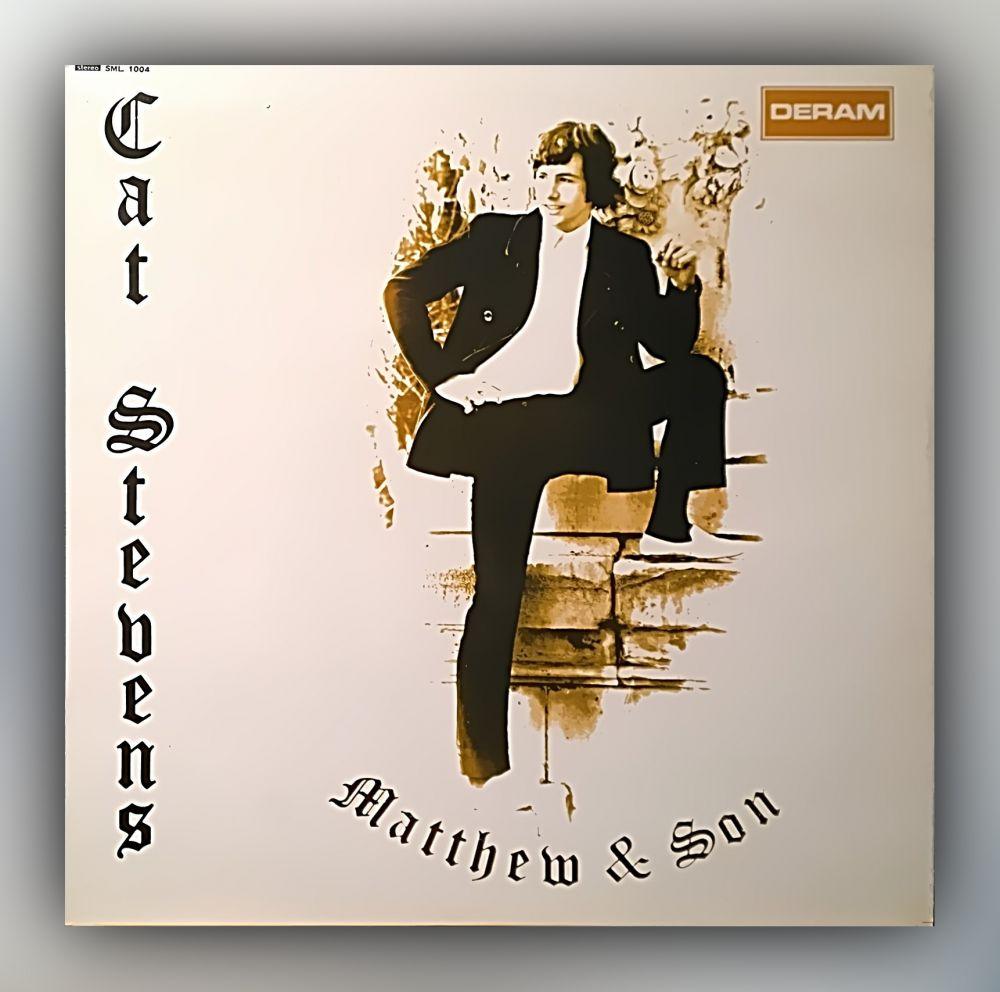 Cat Stevens - Matthew & Son - Vinyl