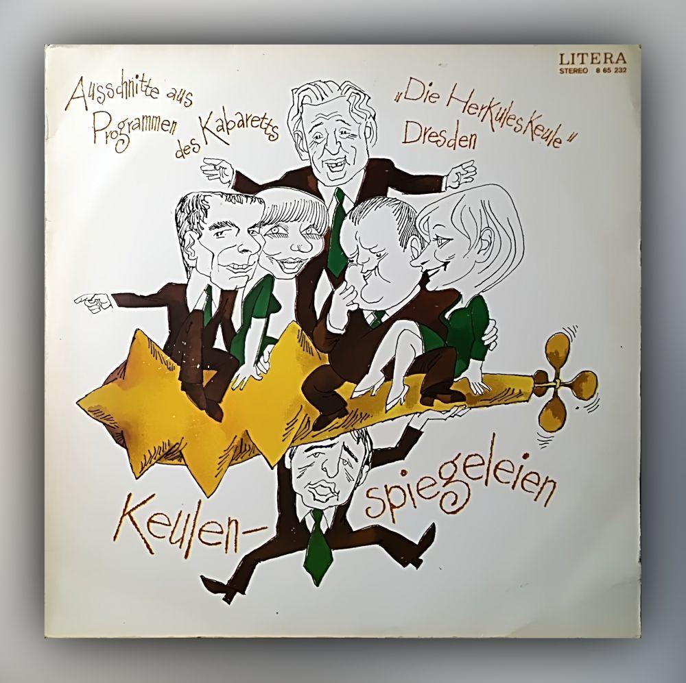 Die Herkuleskeule - Keulenspiegeleien - Vinyl