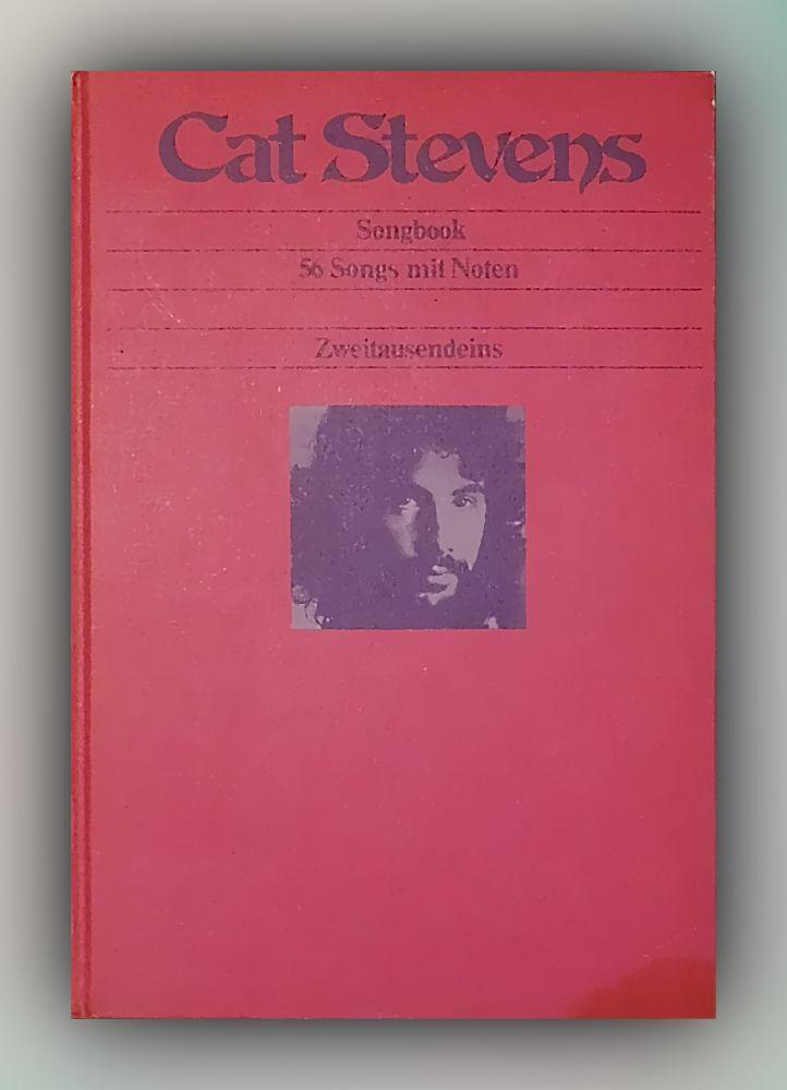 Cat Stevens - Songbook - 56 Songs mit Noten - Buch