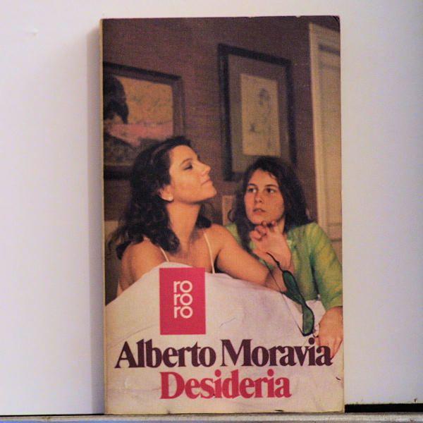 Alberto Moravia - Desideria - Buch
