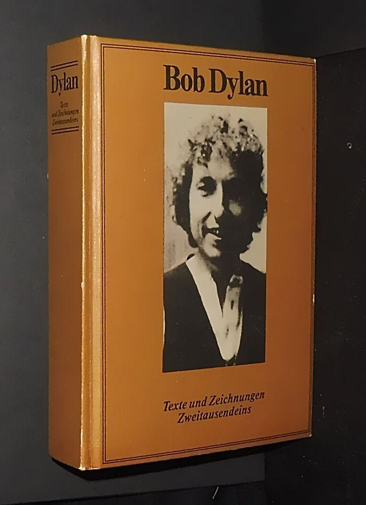 Bob Dylan - Bob Dylan - Texte und Zeichnungen (deutsch / englisch) - Buch