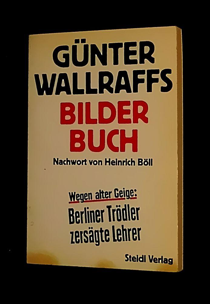 Günter Wallraff - Günter Wallraffs Bilderbuch - Buch