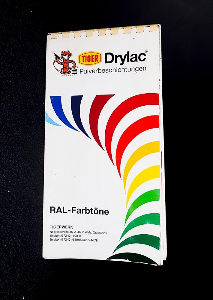 RAL-Farbtöne