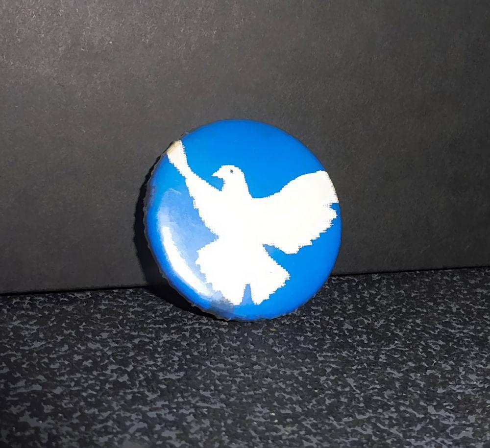 Sticker Friedenstaube