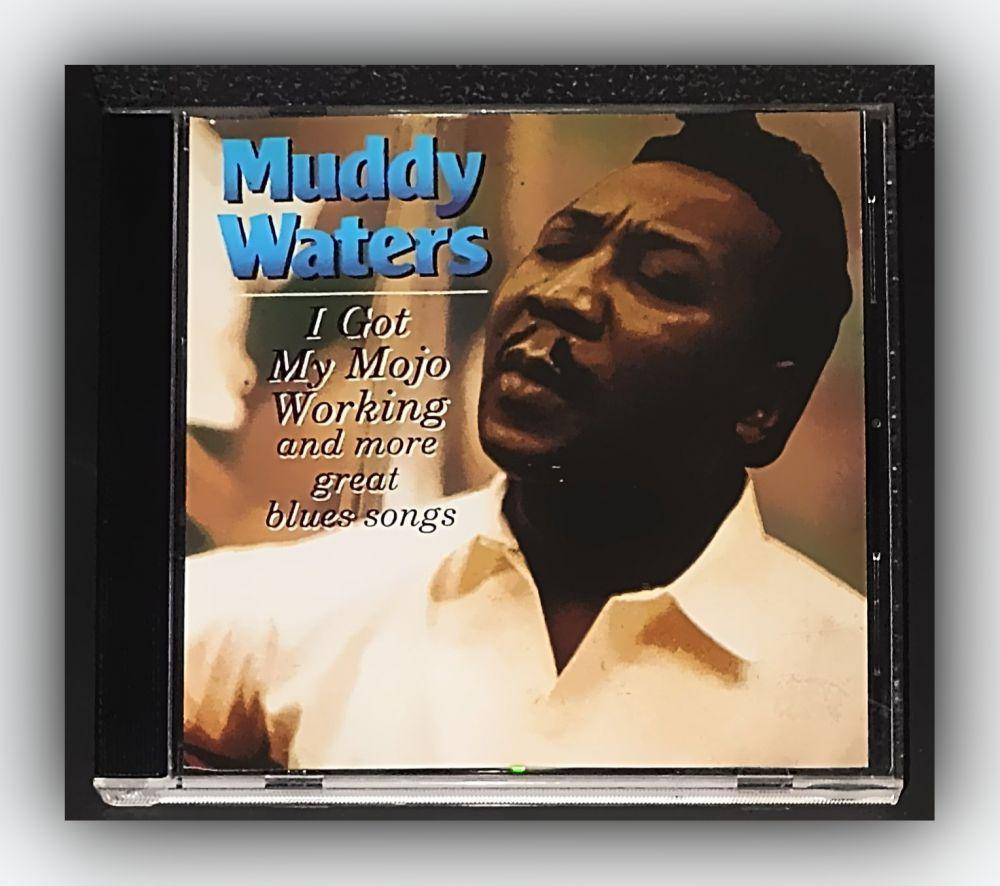 Muddy Waters - I Got My Mojo Working - CD