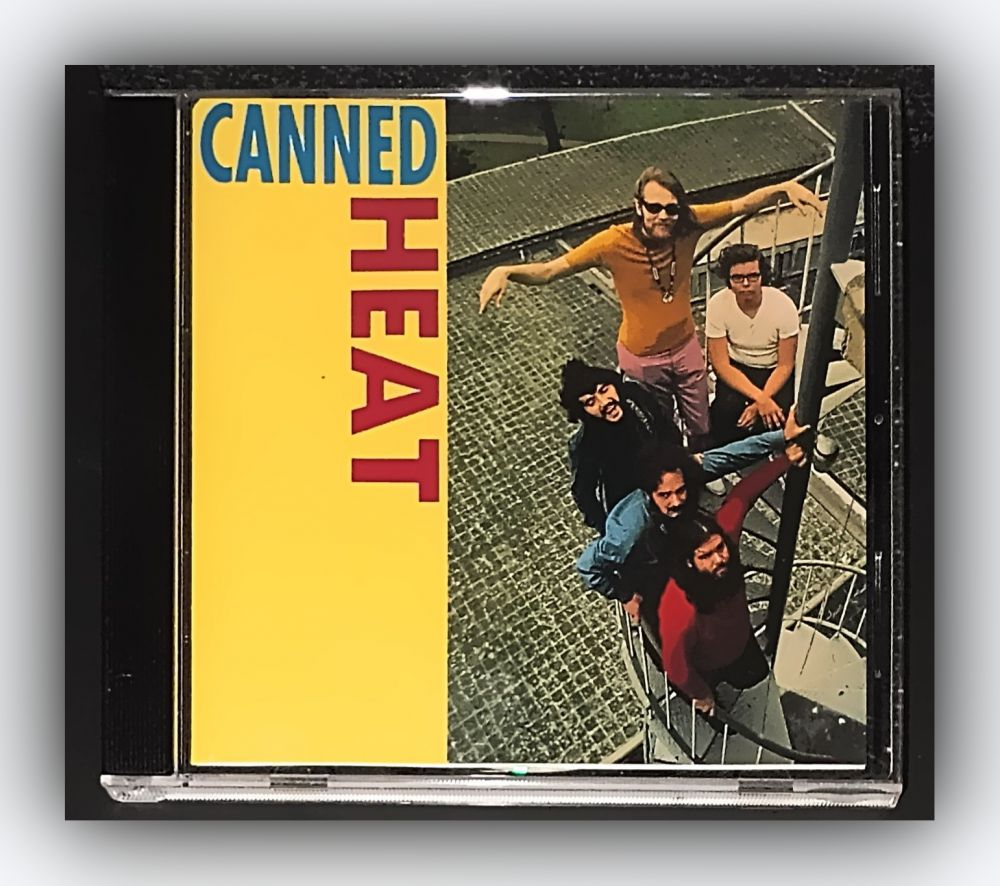Canned Heat - Canned Heat - CD