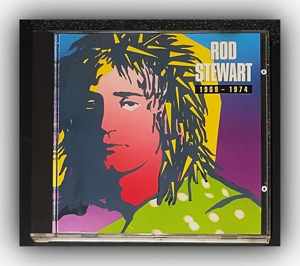 Rod Stewart - 1969 - 1974 - CD
