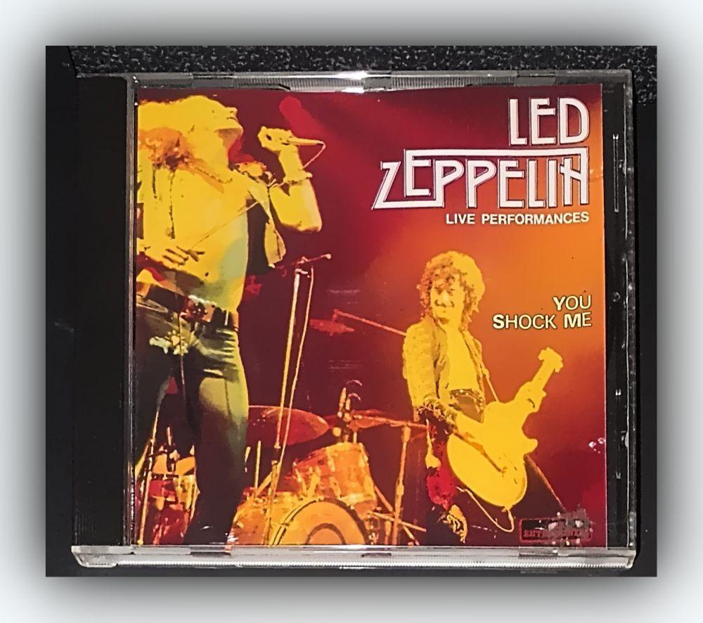 Led Zeppelin - You Shock Me (Live Performances) - CD