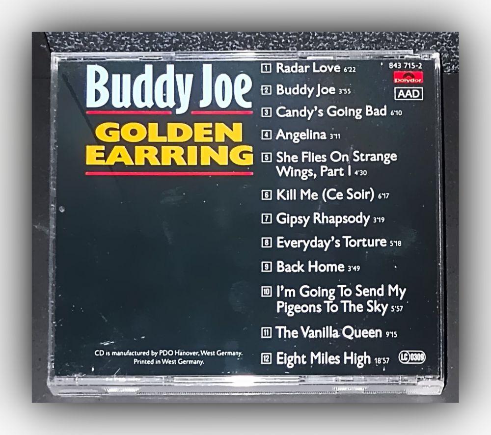 Golden Earring - Buddy Joe - CD