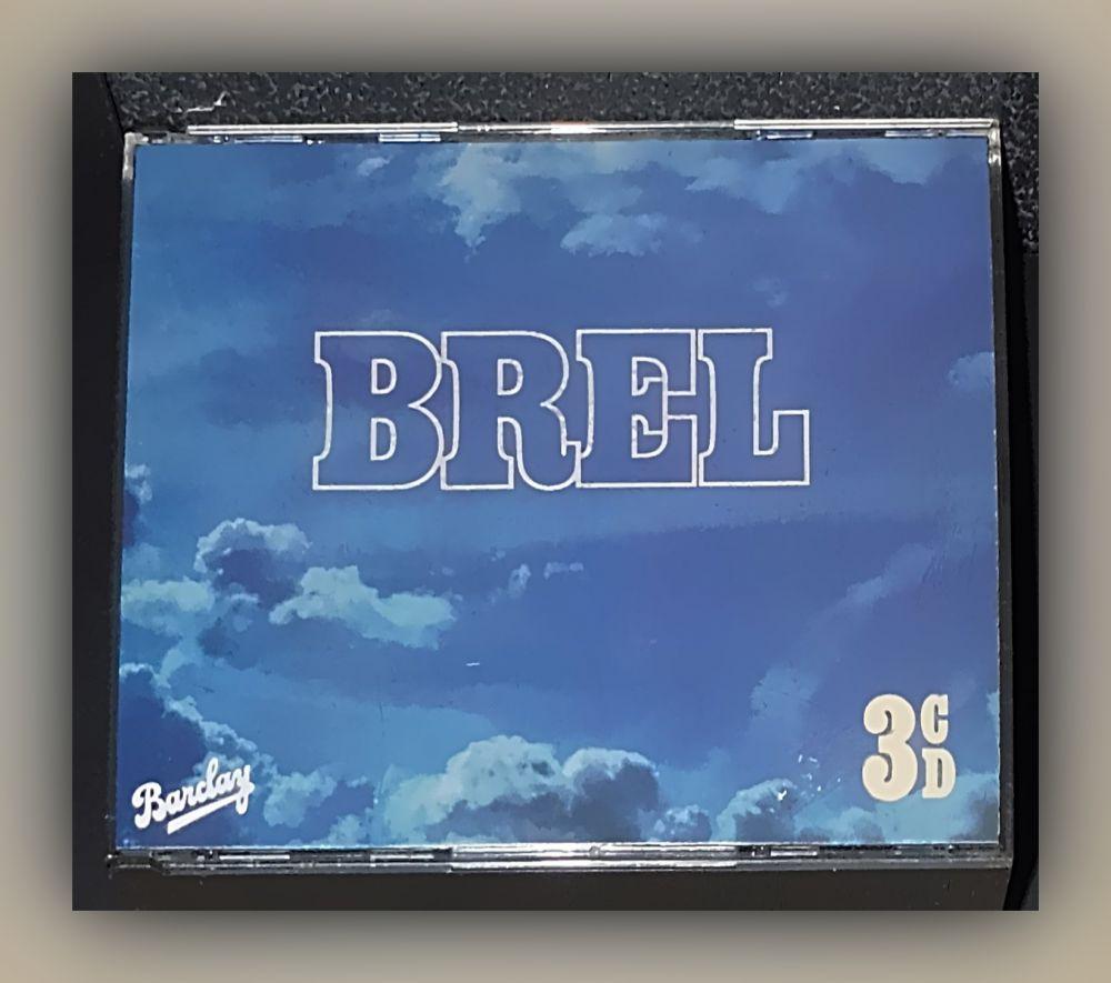 Jacques Brel - Brel - CD
