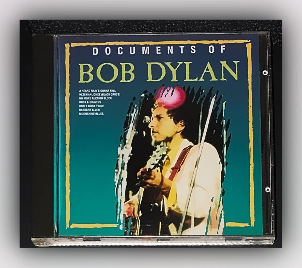 Bob Dylan - Documents Of Bob Dylan I - CD