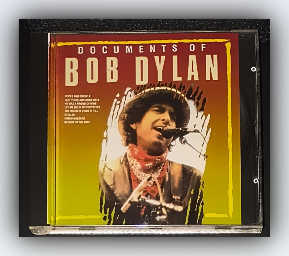 Bob Dylan - Documents Of Bob Dylan IV - CD