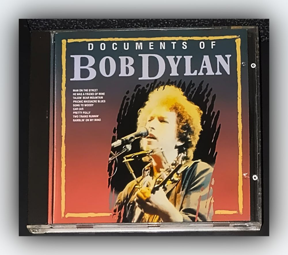 Bob Dylan - Documents Of Bob Dylan III - CD