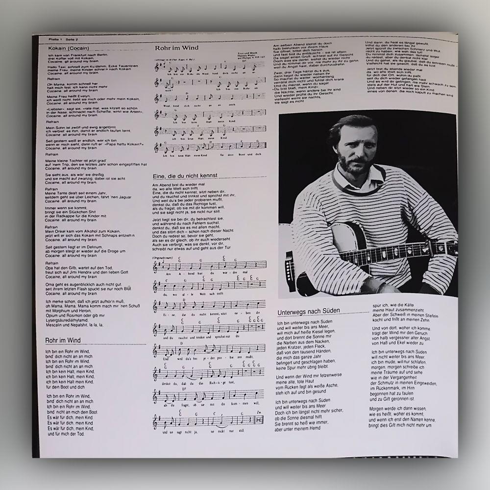 Hannes Wader - Liederbuch - Vinyl