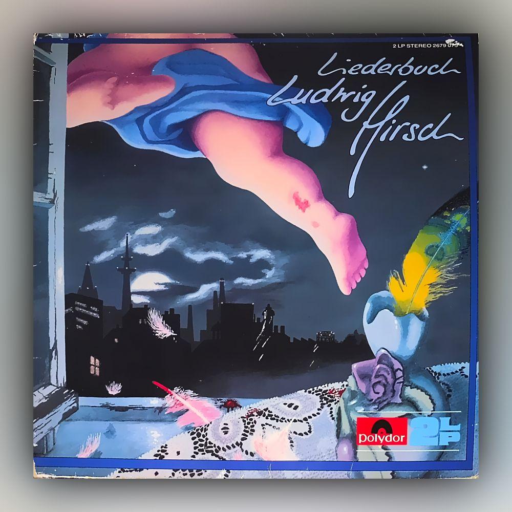 Ludwig Hirsch - Liederbuch - Vinyl