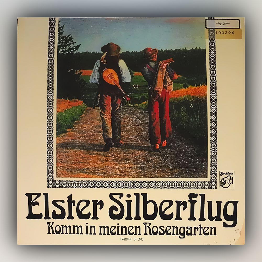 Elster Silberflug - Komm in meinen Rosengarten - Vinyl