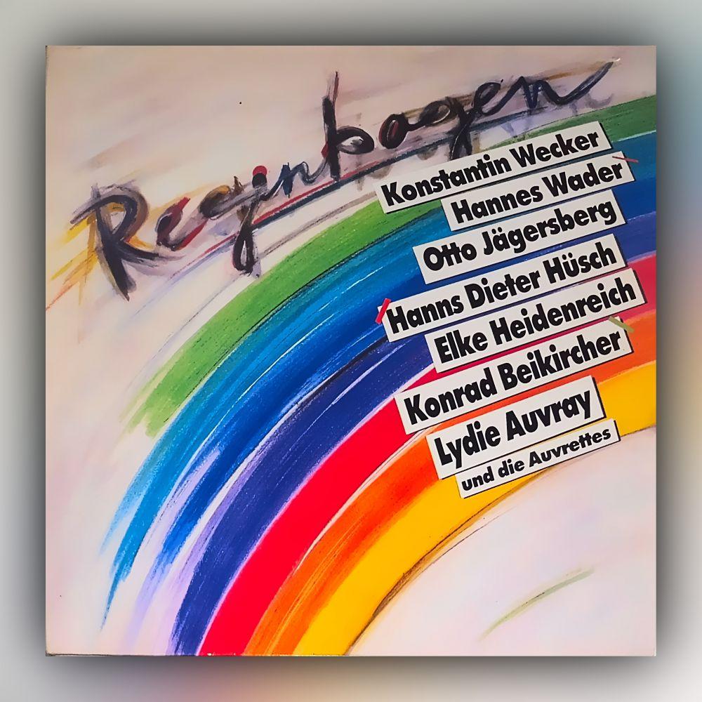 Various Artists - 1. Regenbogen 25. August 1985 - Vinyl