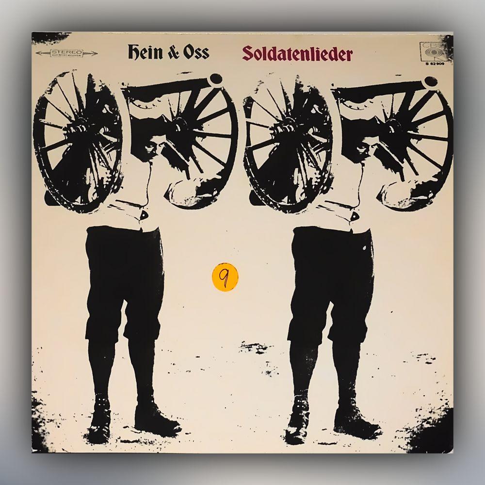 Hein & Oss - Soldatenlieder - Vinyl