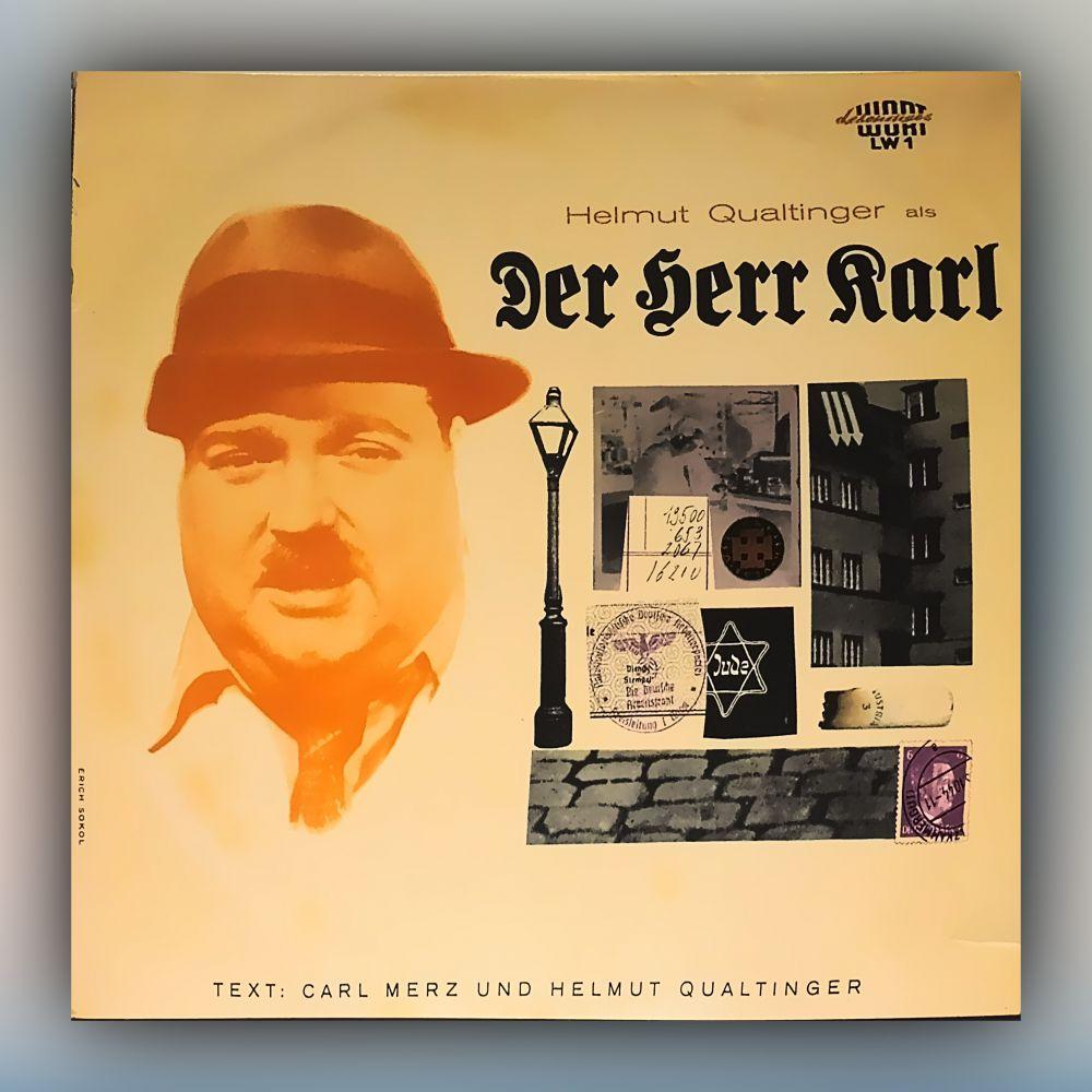 Carl Merz & Helmut Qualtinger - Der Herr Karl - Vinyl