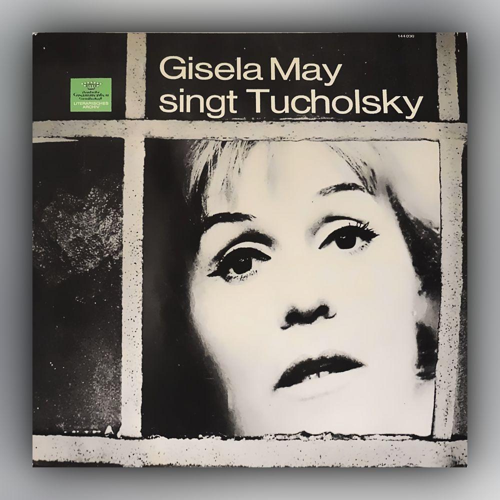Gisela May - Gisela May singt Tucholsky - Vinyl
