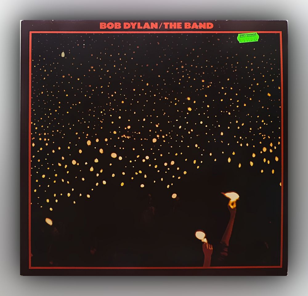 Bob Dylan & The Band - Before The Flood - Vinyl