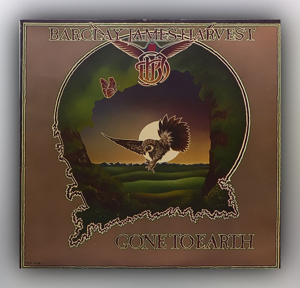 Barclay James Harvest - Gone To Earth - Vinyl