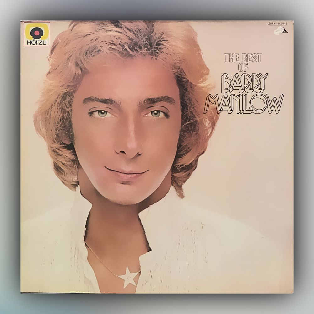 Barry Manilow - The Best of Barry Manilow - Vinyl