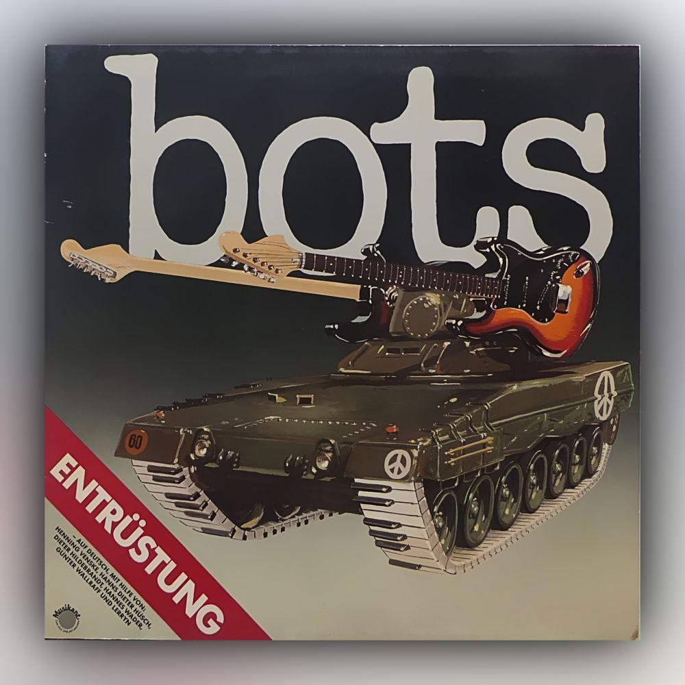 Bots - Entrüstung - Vinyl