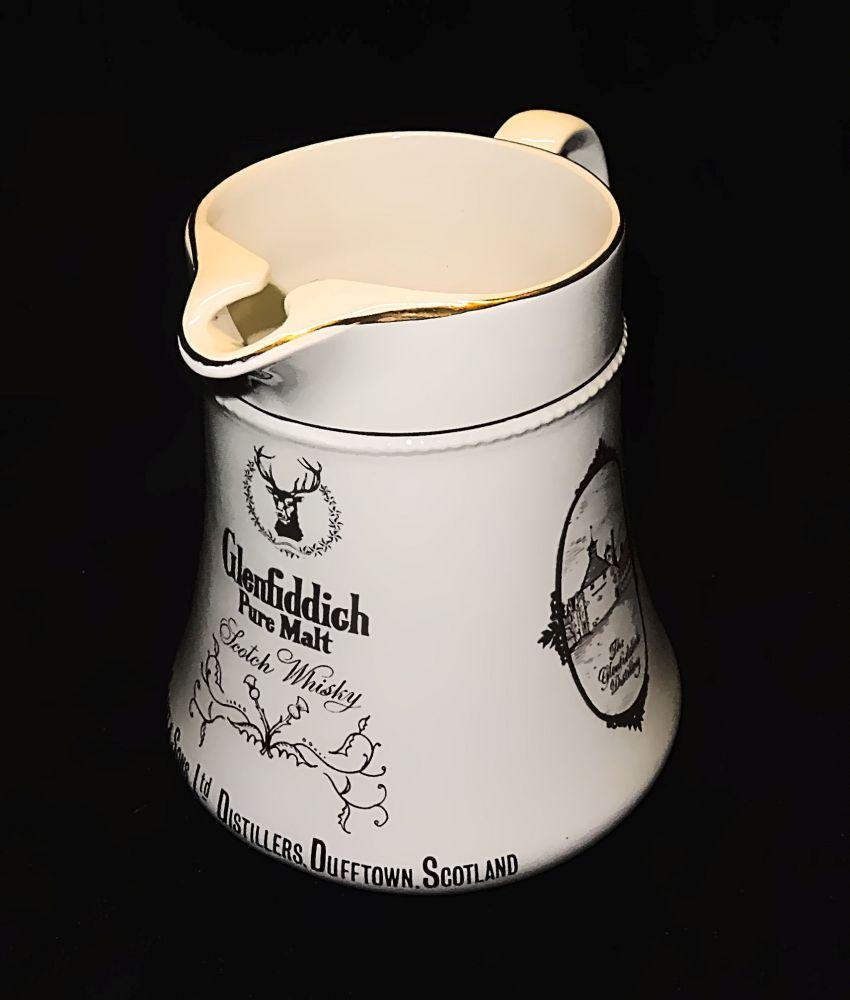 Glenfiddich Pure Malt Scotch Whisky Wasserkrug