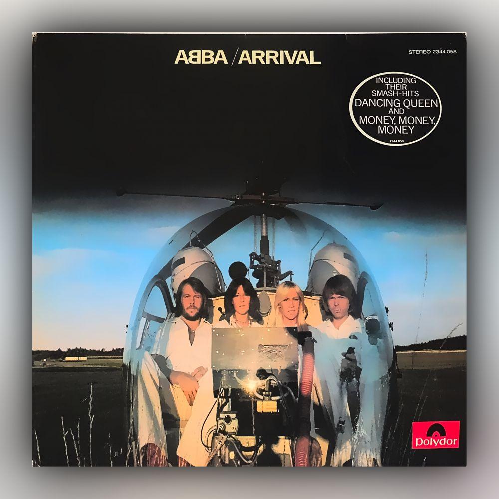 ABBA - Arrival - Vinyl