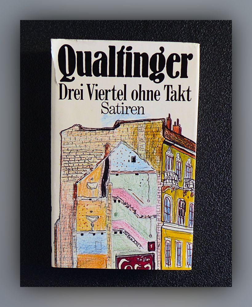 Helmut Qualtinger - Drei Viertel ohne Takt - Buch