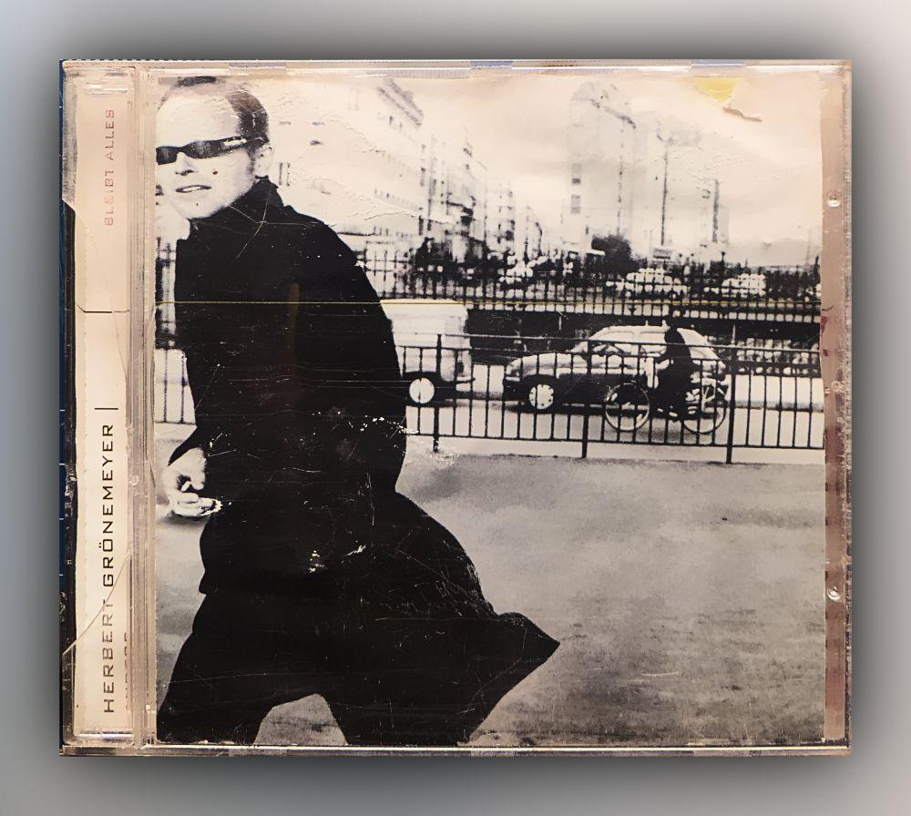 Herbert Grönemeyer - Bleibt Alles Anders - CD