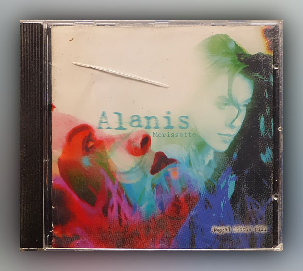 Alanis Morissette - Jagged Little Pill - CD