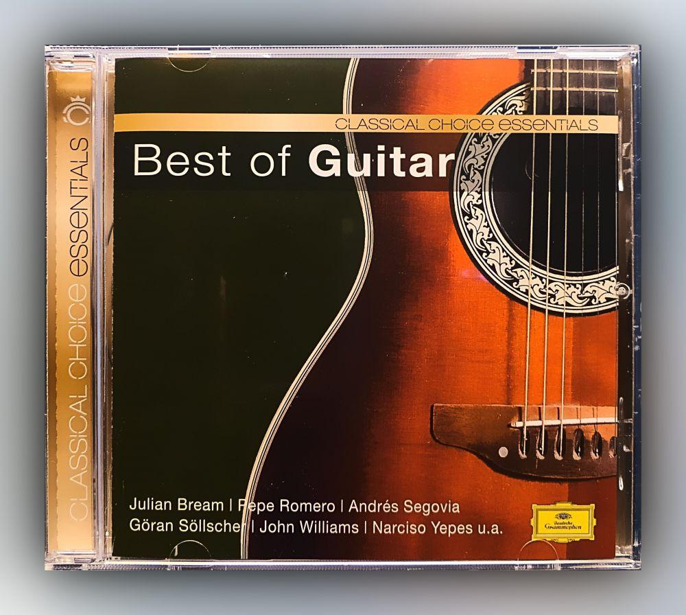 Various Artists - Best Of Guitar - CD